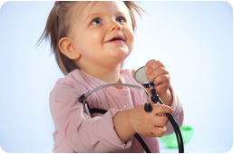 Kinderarztpraxis in Münster